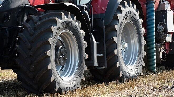 Vredestein presenta los neumáticos Traxion Optimall para tractor