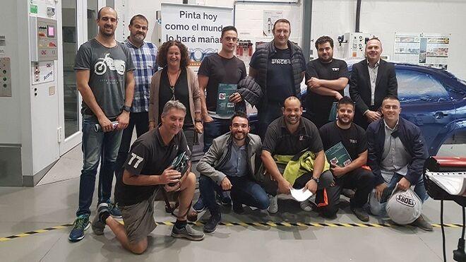 Garric Solutions forma en gestión empresarial a gerentes de talleres