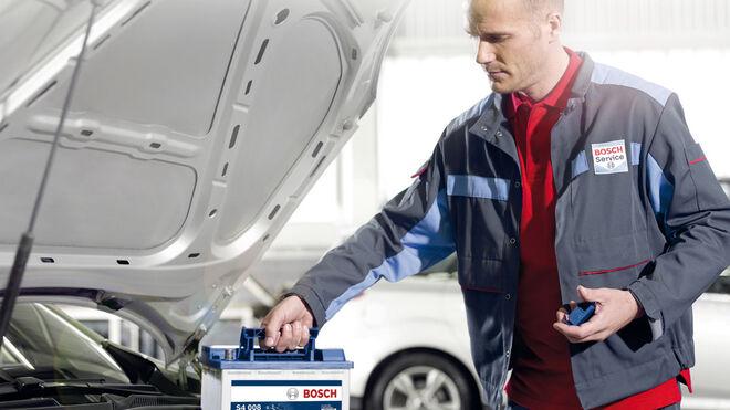 Las baterías Bosch, protagonistas de la campaña de invierno de Bosch Car Service