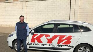 KYB visitará 160 talleres de Extremadura en un mes