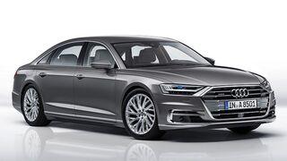 Audi llama a revisión 5.000 unidades del A8 en Europa