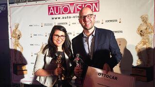 ZF es galardonada por 'Verdaderamente originales' de TRW en AutoVision