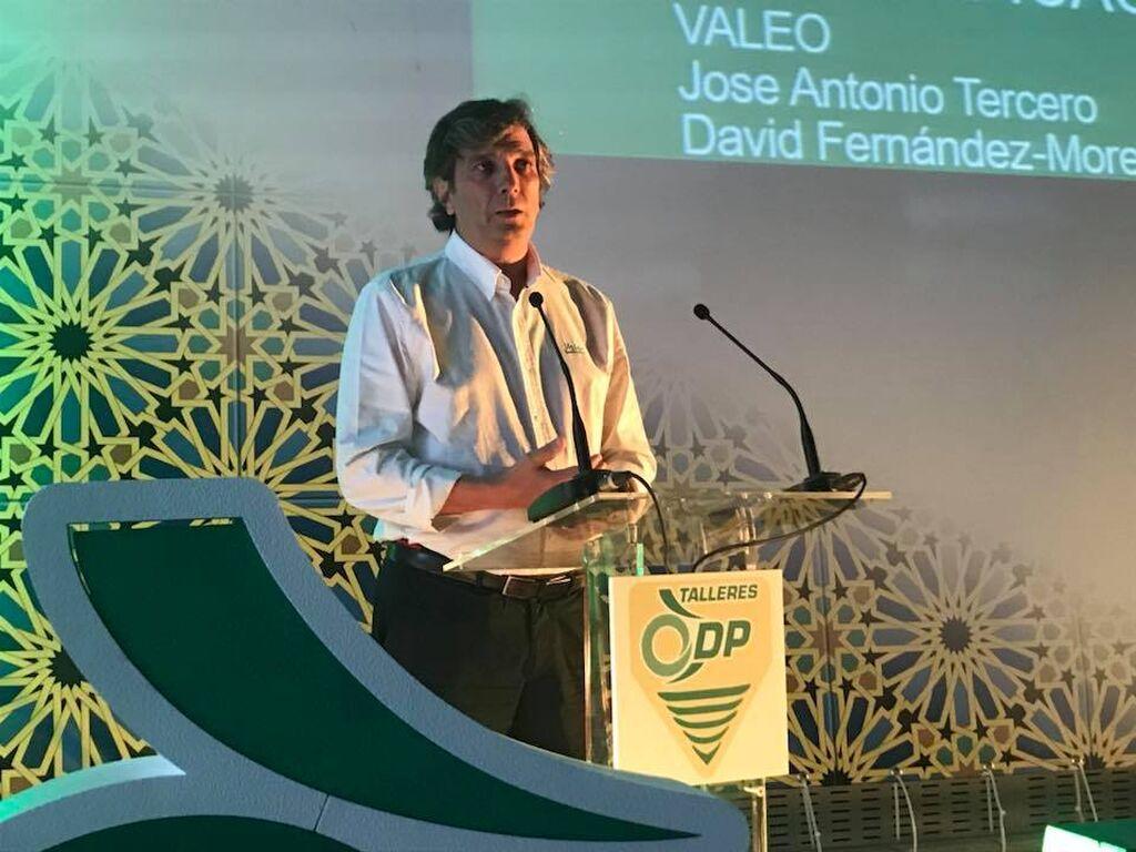 Jose Antonio Tercero, director general de Valeo Service