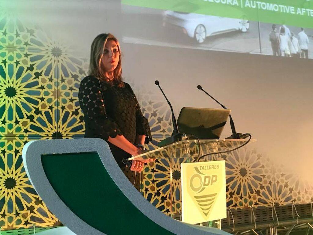 Marta Segura, directora de Equipamiento de Taller de Bosch