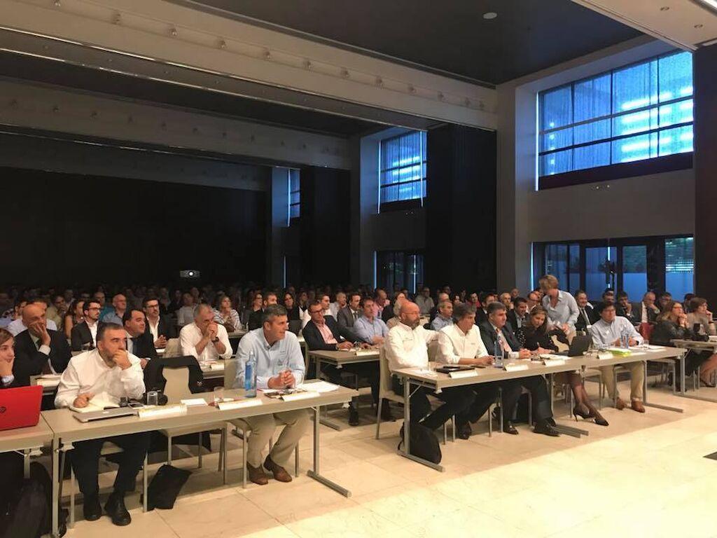 La red congregó en Sevilla a 300 asistentes
