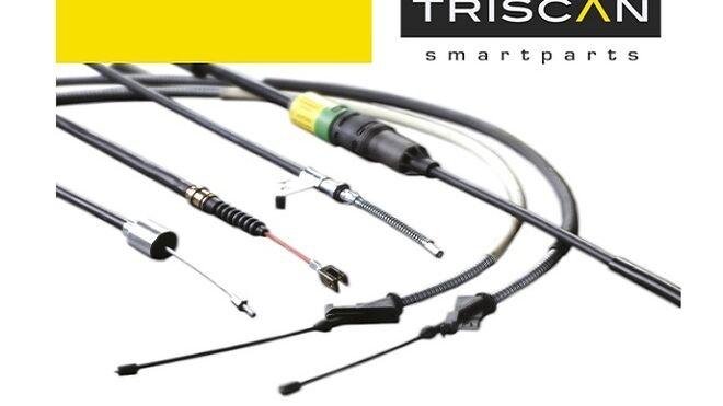 Grovisa incorpora a su catálogo los cables de mando Triscan