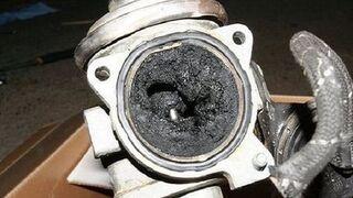 Qué elementos reducen los gases contaminantes en un motor diésel (4ª parte)