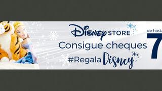 First Stop regala cheques Disney Store con Bridgestone