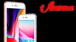 Neumáticos Andrés entrega cinco Iphone 8 a clientes