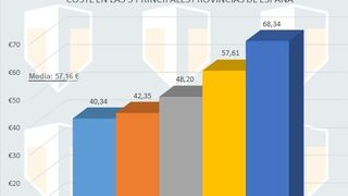 Cambiar el líquido de frenos en España cuesta 57€ de media
