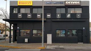 Driver, más presente en  Sevilla con la apertura de Okey Motor