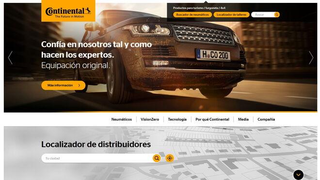 La facturación de Continental aumentó el 7% en el tercer trimestre