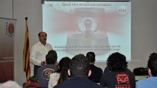R-M forma sobre rentabilidad en el taller a profesionales del sector
