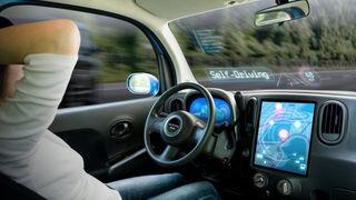 Crece el interés por el coche autónomo en España