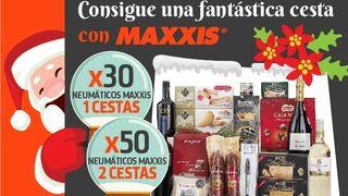 Nex premia la fidelidad de sus clientes a la marca Maxxis
