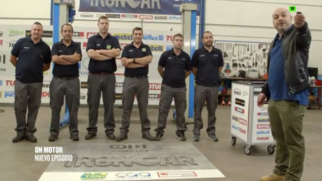 Nueva entrega del 'reality' de mecánicos IronCar