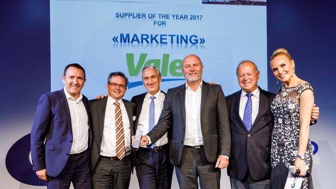 Valeo Service recibe el premio 'Proveedor del Año' de Groupauto