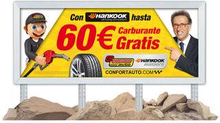 Comprar neumáticos Hankook tiene premio en Confortauto