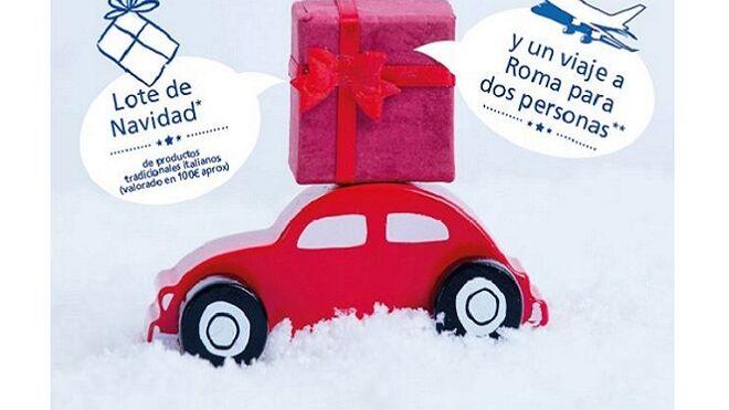 Magneti Marelli sortea lotes de navidad y un viaje a Roma