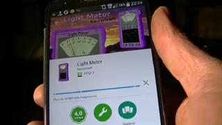 Cómo regular los faros del coche con un 'smartphone'