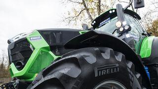 Prometeon lanza la nueva línea Agro PHP de neumáticos Pirelli
