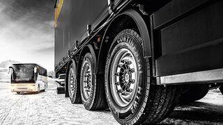 Continental recopila las normas europeas sobre neumáticos de invierno