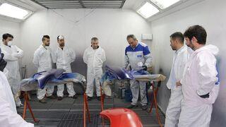 Standox y Apaga forman a profesores y técnicos de Galicia y Asturias