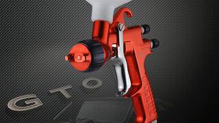 Sagola presenta la nueva pistola 3300 GTO CAR