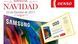Grovisa sortea un televisor con la compra de productos Denso