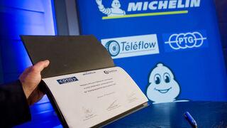 Michelin adquiere PTG y Téléflow, fabricantes de sistemas de inflado