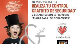 Citroën vuelve a 'llenar' de magia los corazones con su campaña