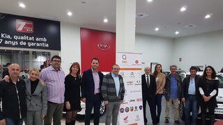 Kia Integral Car y DRO celebran un encuentro con talleres en Barcelona