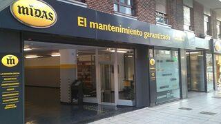 Midas reabre su centro para el mantenimiento en Oviedo