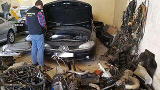 Denuncian al propietario de un centro de reparación clandestino en Huesca
