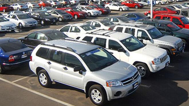 Las ventas de coches usados crecen el 6% en noviembre