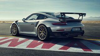 El Dunlop Sport Maxx Race 2, equipo original para el nuevo 911 GT2 RS de Porsche