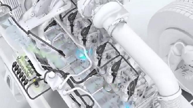 Cómo funciona el gas licuado y a presión en un camión