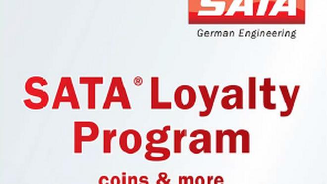 Reauxi premia la fidelidad de sus clientes a la marca Sata