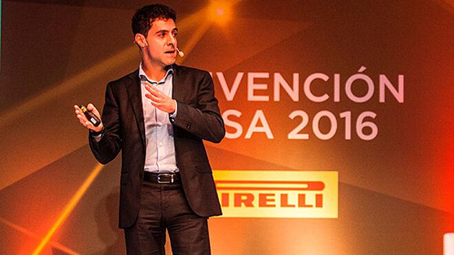Alejandro Recasens, nuevo director general de Pirelli en España y Portugal