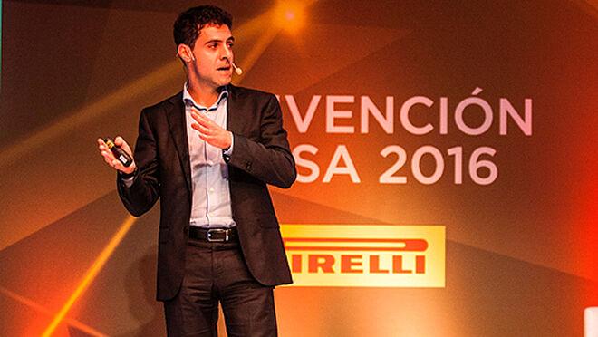 Alejandro Recasens, nuevo responsable de la región Oeste de Europa de Pirelli