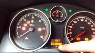 Cómo leer códigos de error sin tener un equipo de diagnosis en un Opel