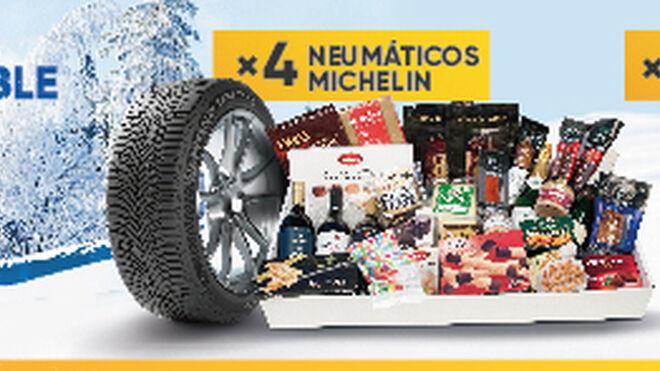 Vialíder regala cestas navideñas con Michelin