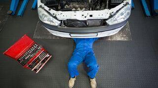 Cómo prevenir accidentes en un taller mecánico