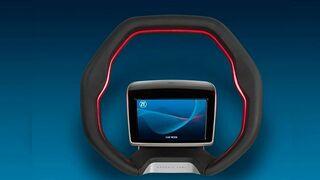 ZF desarrolla un nuevo concepto de volante para coches autónomos