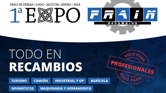 ExpoFrain 2018 acogerá 120 expositores con más de 180 marcas