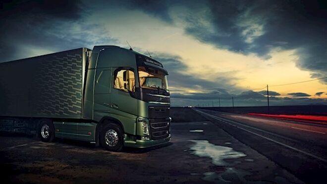 Volvo Trucks presenta un nuevo sistema de baterías para Volvo FH y FM