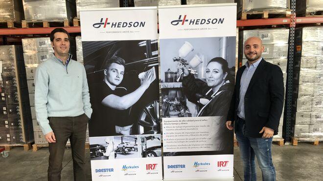 Zaphiro y Hedson, una relación de éxito