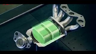 Cómo funciona el catalizador de un coche