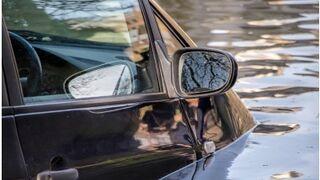 Qué hacer ante un coche inundado
