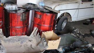 Córdoba registra 34 denuncias a talleres en 2017 por mala gestión de residuos